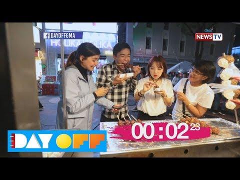 Day Off: Street food stall hopping in Seoul Korea