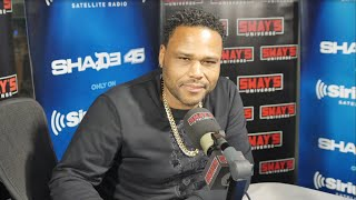 Anthony Anderson Forced To Pick Best NBA Freestyle Damian Lillard vs Iman Shumpert + Talks Blackish