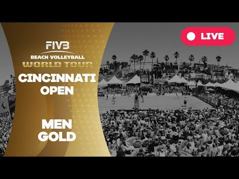 Cincinnati Open - Men Gold - Beach Volleyball World Tour