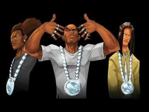 Boondocks-Eff Grandad-Thugnificent&Macktastic&Flownominal&Nate Dogg