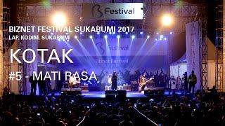 Biznet Festival Sukabumi 2017 : Kotak - Mati Rasa