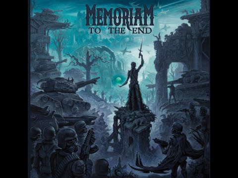 "Memoriam announced new album ""To The End"" new song 'Onwards Into Battle"" on Jan 22!"