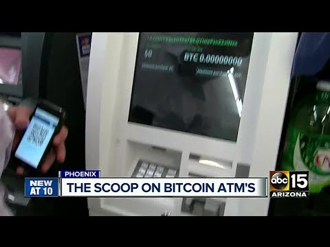 Bitcoin ATMs Popping Up Across Valley