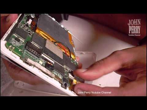 Bukan Teknisi, Nekad Mengganti Touchscreen Tablet Merk China IMO Vision Y8 Sendiri