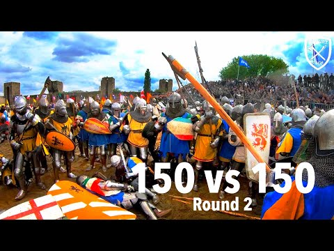 BuhurtTech TV First Person |150vs150 BATTLE OF THE NATIONS