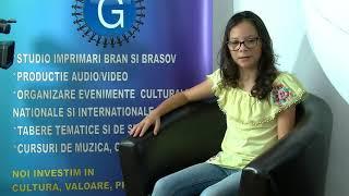 JASMINE IORDACHE- INTERVIU GHR
