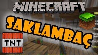 ÇOK İYİ KAÇTI?! - Minecraft: SAKLAMBAÇ