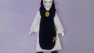 Como Vestir Calaveras O Esqueleto De Papel La Monja By