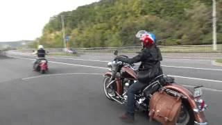 北海道ハーレーMC ダイアモンド ダイス 函館BACE レディース ハーレー バイカー札幌へ~