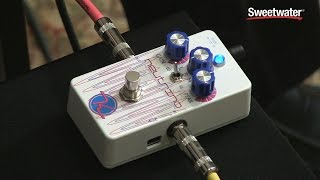 Keeley Neutrino Envelope Filter Auto Wah Pedal Review - Sweetwater Sound