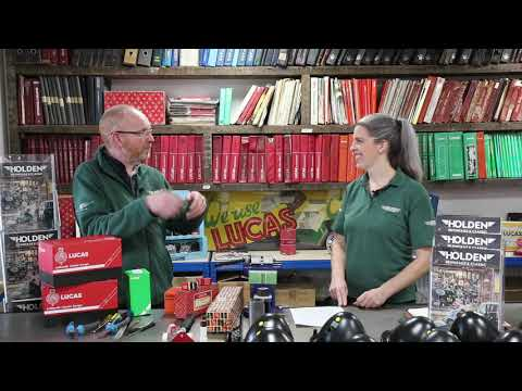 Lucas Electrical Products: Holden Vintage And Classic