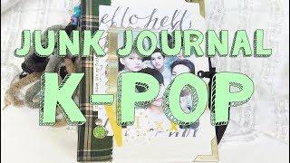 Gambar cover JUNK JOURNAL K-POP LOVER
