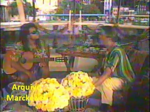 Clodovil entrevista Carlinhos Brown - Carnaval 1993 (Rede Manchete)