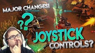 [OPTIONAL] JOYSTICK CONTROLS ANNOUNCED [Good or Bad?] Vainglory News