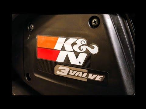 K&N Air Filter for TVS NTORQ