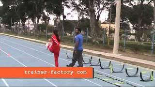 Ejercicios de Velocidad - Entrenamiento de Atletismo