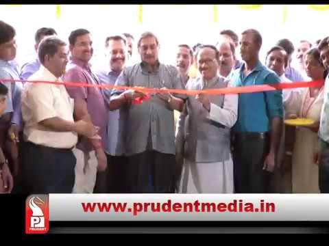 MULTI-LEVEL CAR PARKING FACILITY IN PANAJI DECLARED OPEN│Prudent media Goa