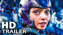 ALITA: Battle Angel ALLE Trailer & Clips Deutsch German (2019)