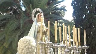 Procesión Gamarra 2017. Virgen del Buen Camino con Coronación de los Dolores.