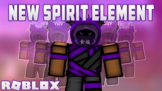 SPIRIT   ELEMENTAL BATTLEGROUNDS   ROBLOX   iBeMaine