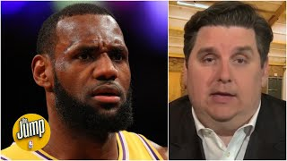 It would take 1500 people and 3 months in a bubble to finish the season - Brian Windhorst | The Jump