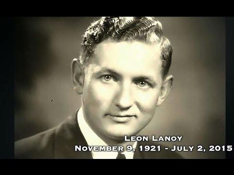 Leon Lanoy Memorial Video