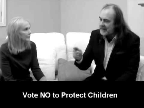 Children under threat from Irish state AGAIN - VOTE NO to ANTI-PARENT AMENDMENT