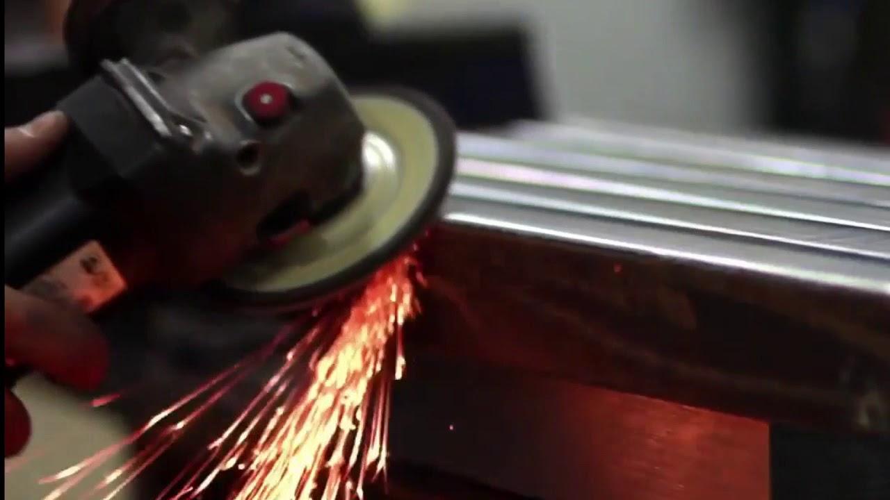 Металлобаза АйронТрейд - металлопрокат в Минске - YouTube