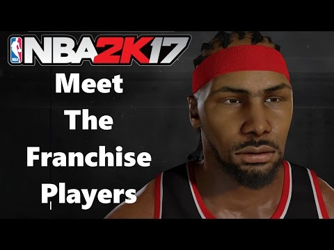 NBA 2K17 MyLeague - Meet the Franchise Players - Ep. 3