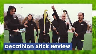 Decathlon Stick Review - Field Hockey Gear Hockey Heroes TV