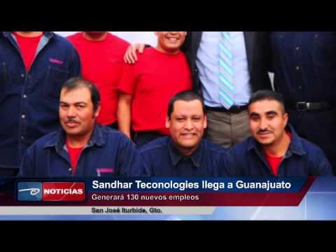 San José Iturbide, Gto.- Sandhar Technologies llega a Guanajuat, Generará 130 nuevos empleos