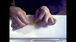 Origami Angel Tutorial By (s. Ma)