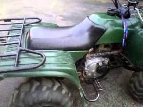 2002 Yamaha Beartracker