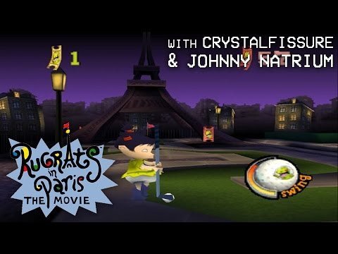 Lets Play Rugrats In Paris The Movie Ps1 Part 3 Mini Golf