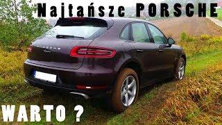 Porsche Macan 2.0 turbo 252 KM - co dostaniesz za 232 tys. zł i czy będziesz z tego zadowolony?