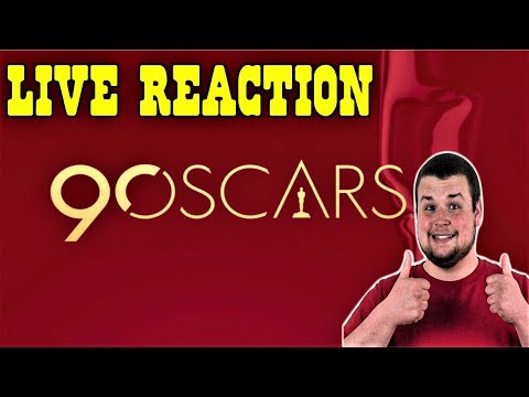 90th Academy Awards - LIVE REACTION + COMMENTARY