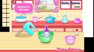 NEW мультик онлайн для девочек—Капкейки от шеф повара—Игры для детей