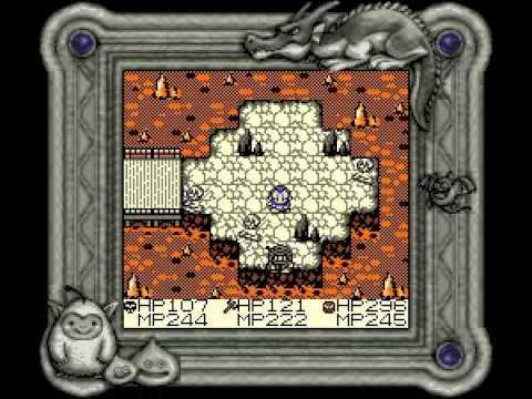 Secret cutscene in Dragon Quest Monsters/Dragon Warrior Monsters