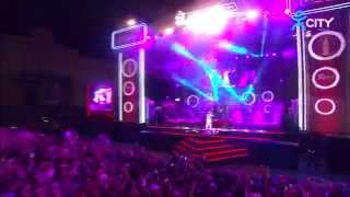 КРИСКО – Ideal Petroff – Live at Coca-Cola Happy Energy Tour 2014 Sofia