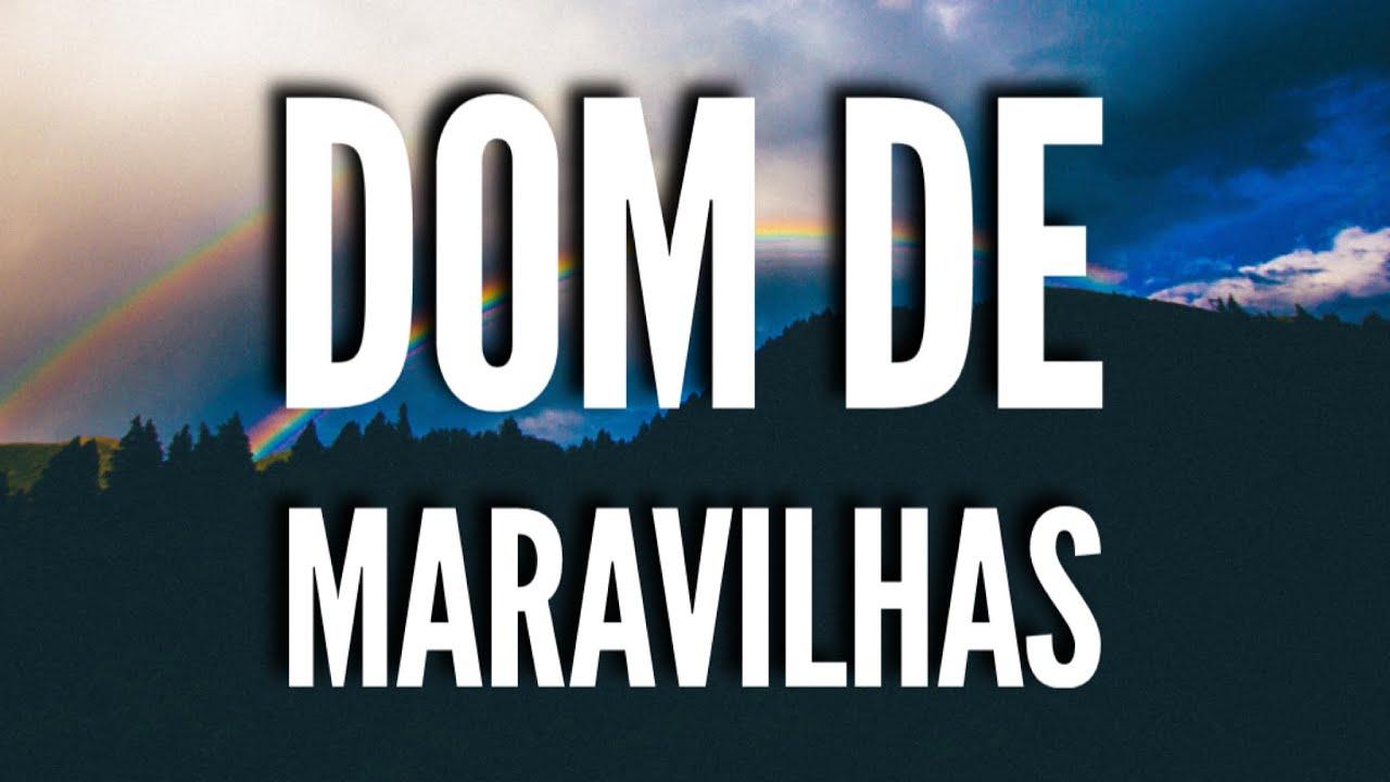 Dom de Maravilhas, Impactante Pregação Evangélica! Muito Forte! Pastor Rodrigo Ortunho