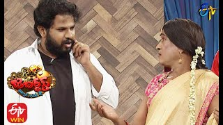 Hyper Aadi & Raising Raju Performance | Jabardasth  | 1st April 2021 | ETV Telugu