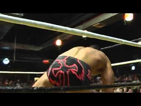 Ryan McBride vs Patrick Brink for MCW Title