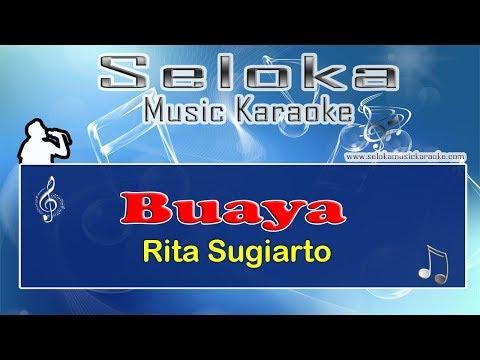 Buaya - Rita Sugiarto Karaoke Musik Keyboard Lirik Tanpa Vokal