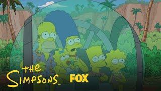 The Simpsons Run Into A Geriatric Dinosaur | Season 30 Ep. 4 | THE SIMPSONS thumbnail