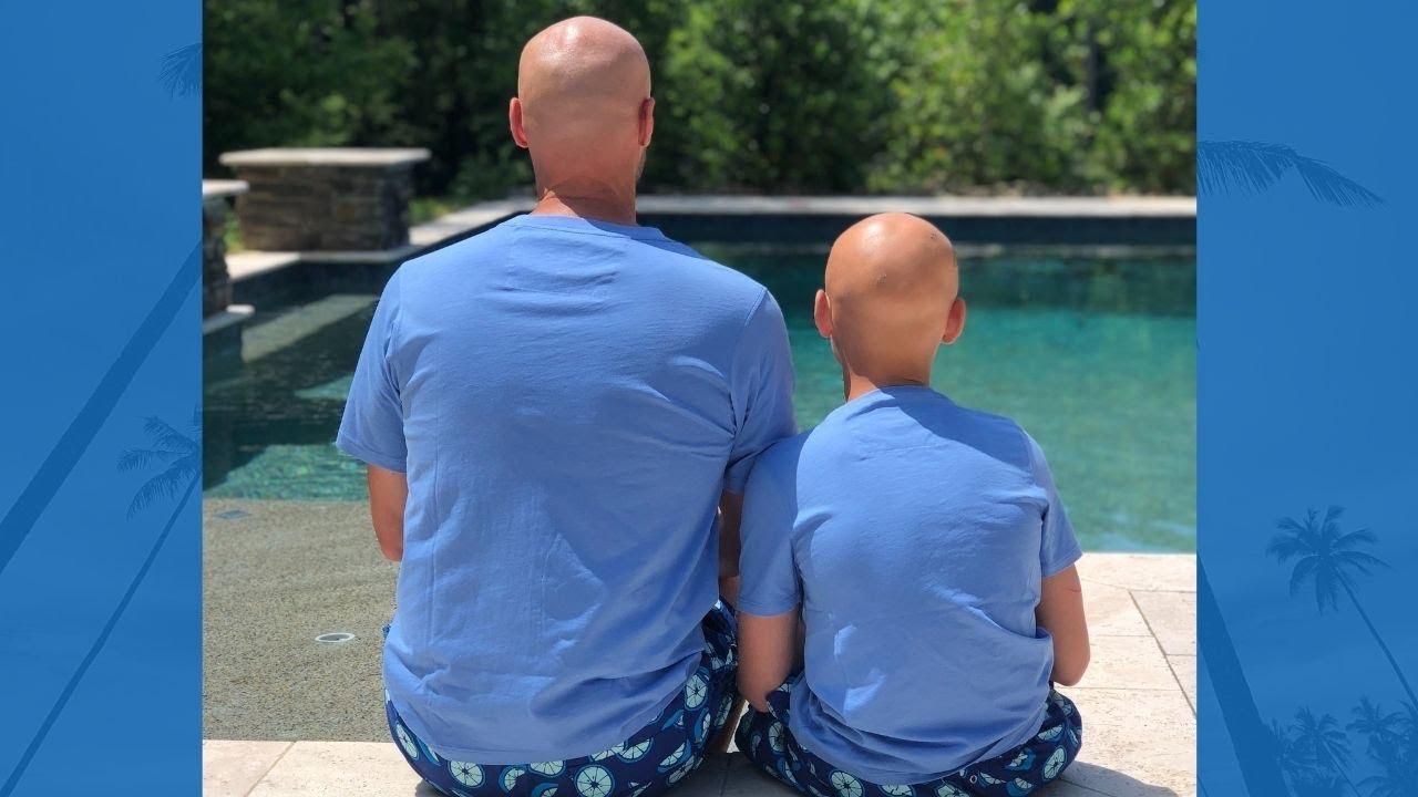 Meet My Bald Twin!