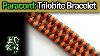 Trilobite Paracord Bracelet Tutorial