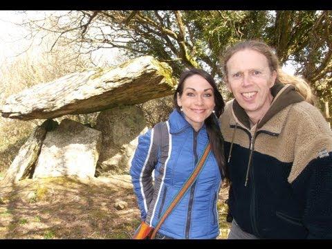 Ancient sites # 4 - Gaulstown Dolmen, Waterford, Ireland 20th April 2013
