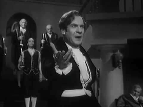 Горе от ума  (1952)  Монолог Чацкого в финале