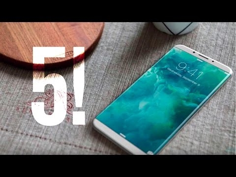 Top Upcoming iPhone 8 Features!