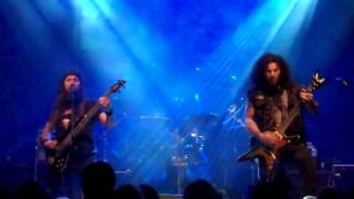CANNABIS CORPSE Chronolith Live at The DNA Lounge San Francisco CA 7.17.2013